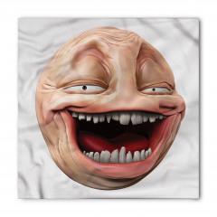 Burunsuz Adam Kahkahası Bandana Fular