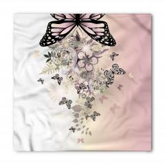 Kelebeklerin Dansı Bandana Fular