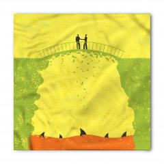 Köprüdeki İş Adamları Bandana Fular