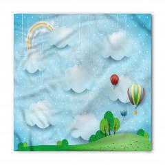Sıcak Hava Balonları Bandana Fular