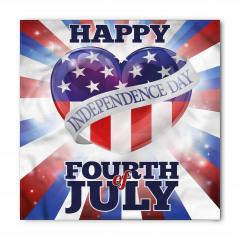4 Temmuz Kutlu Olsun Bandana Fular