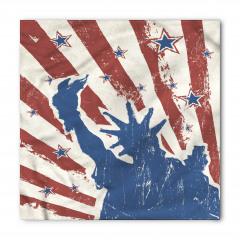 4 Temmuz Özgürlük Günü Bandana Fular