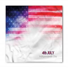 Yıldızlı ABD Bayrağı Bandana Fular