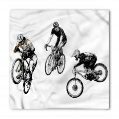 Akrobat Bisikletçiler Bandana Fular