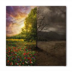 Sonbahar ve İlkbahar Bandana Fular