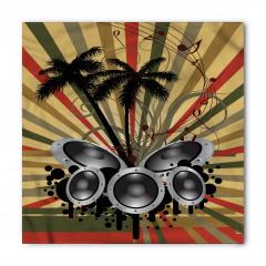 Müzik ve Palmiyeler Bandana Fular