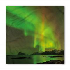 Nefes Kesen Kuzey Işığı Bandana Fular