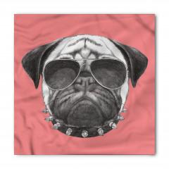 Güneş Gözlüklü Köpek Bandana Fular