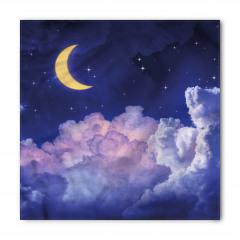 Aydede Bulutlar Yıldız Bandana Fular