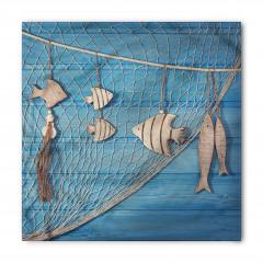Ağdaki Balıklar Bandana Fular