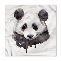 Sevimli Panda Desenli Bandana Fular