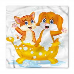 Banyo Yapan Hayvanlar Bandana Fular