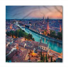 Prag'da Bir Gün Bandana Fular