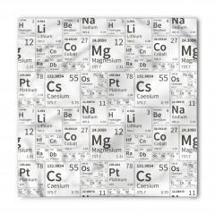 Kimyasal Elementler Bandana Fular