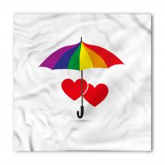 Aşk Şemsiyesi Bandana Fular