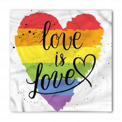 Aşk Aşktır Bandana Fular
