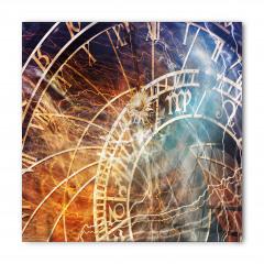 Işıklı Horoskop Bandana Fular