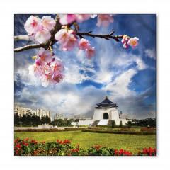 Kiraz Çiçeği Büyüsü Bandana Fular