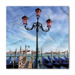 Venedik ve Gondollar Bandana Fular