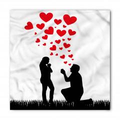 Evlen Benimle Bandana Fular