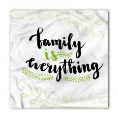 Aile Her Şeydir Bandana Fular