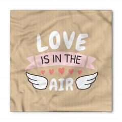 Havada Aşk Kokusu Var Bandana Fular