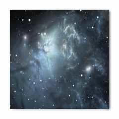 Uzay ve Yıldızlar Bandana Fular
