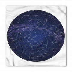 Yıldız Haritası Bandana Fular