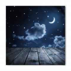 Ay Yıldız ve Bulut Bandana Fular