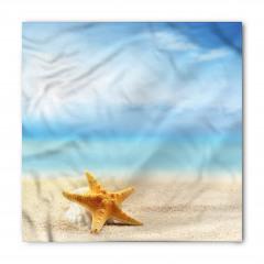 Gökyüzü ve Denizyıldızı Bandana Fular