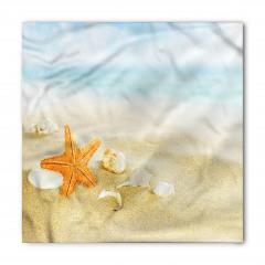 Sarı Denizyıldızı Bandana Fular
