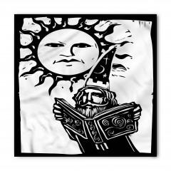 Güneş ve Adam Bandana Fular