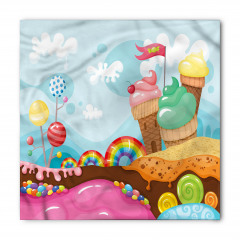 Dondurmadan Kent Bandana Fular