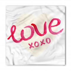 Xox Oyunu Sevgisi Bandana Fular