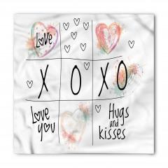 Romantik Xox Oyunu Bandana Fular