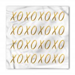 Altın Xox Oyunu Bandana Fular