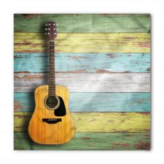 Klasik Gitarlı Bandana Fular