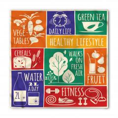 Sağlıklı Yaşam Sırları Bandana Fular