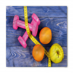 Sağlıklı Beslenme Bandana Fular