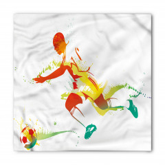 Topa Vuran Futbolcu Bandana Fular