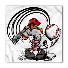 Beyzbol Oyuncusu Bandana Fular