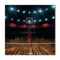 Basketbol Sahası Bandana Fular