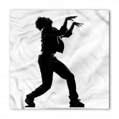 Dans Figürleri Bandana Fular