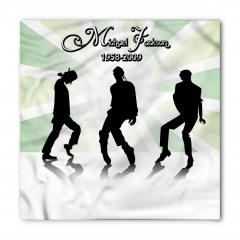 Michael Jackson Dansı Bandana Fular