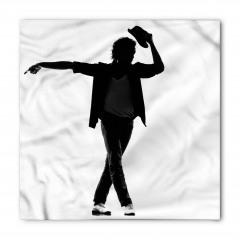 Şapka Çıkaran Dansçı Bandana Fular