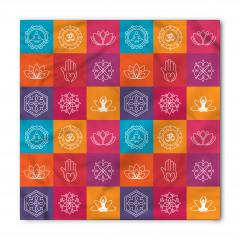 Mandala ve Yoga Bandana Fular