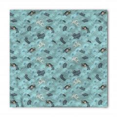 Deniz Canavarı Bandana Fular
