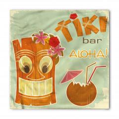 Aloha Tiki Bar Bandana Fular