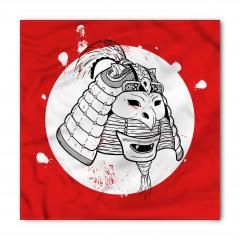 Maske Desenli Bandana Fular