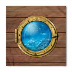 Deniz Manzarası Bandana Fular